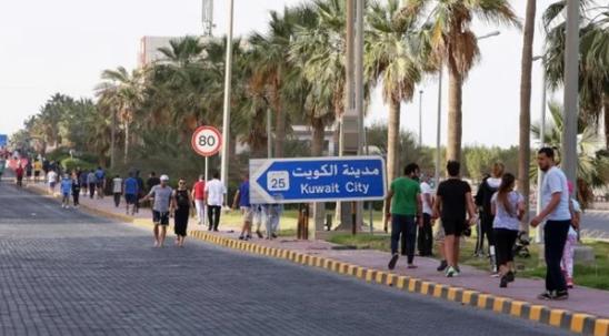 مجلس الوزراء الكويتي: عدم تمديد حظر التجول الشامل بعد 30 مايو
