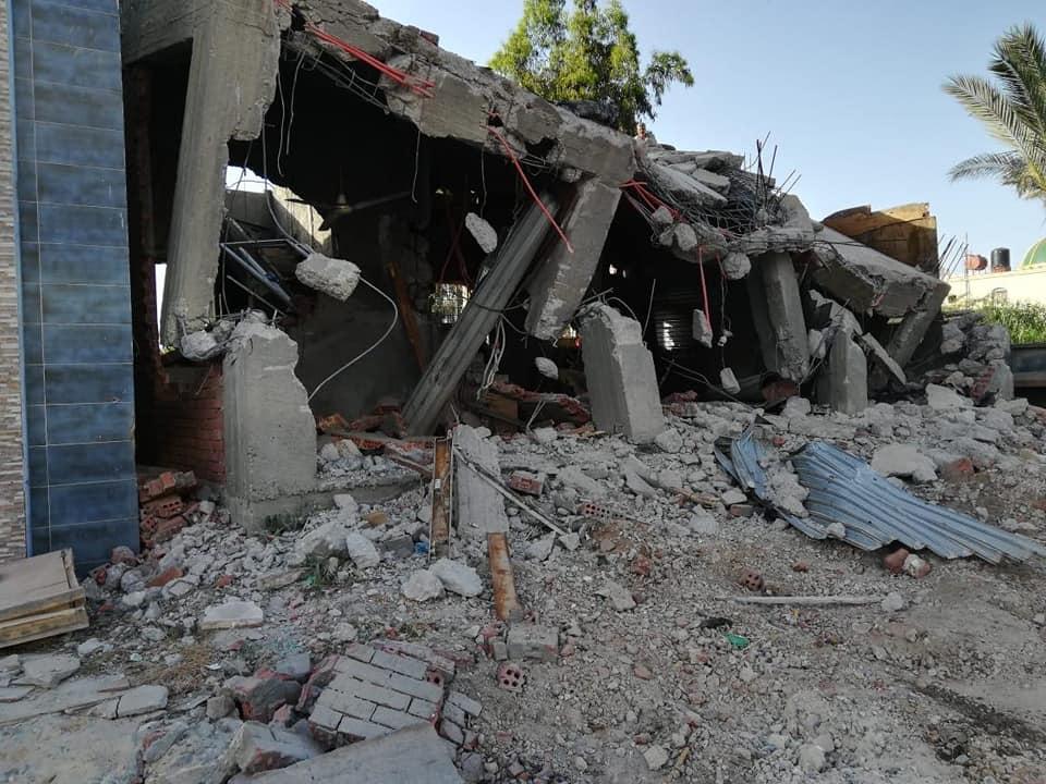صور | وزير الري : إحالة ١٧٣ محضر مخالفه بالتعدي على المجارى المائية الى النيابه العسكريه