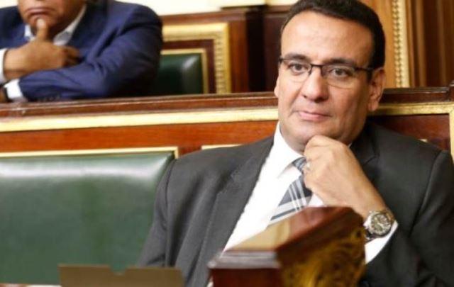 متحدث البرلمان يعود لممارسه عمله بعد تعرضه لحادث سيارة