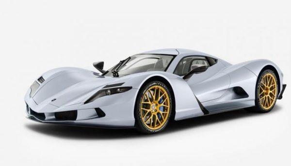 تعرف على أسرع السيارات الكهربائية على وجه الأرض