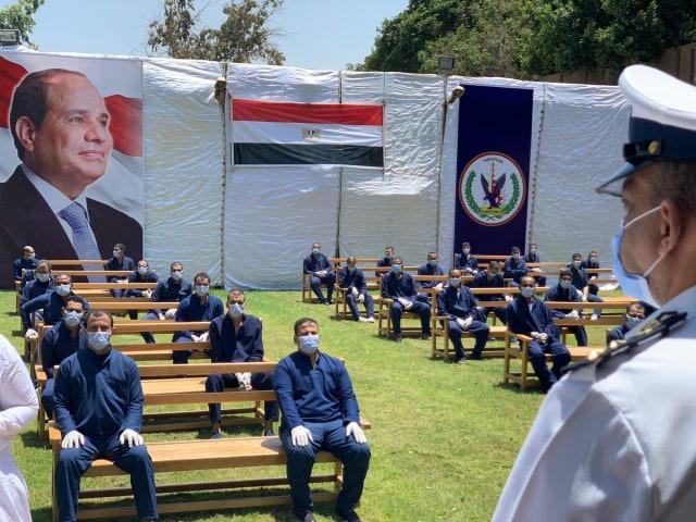 استعدادات السجون لاستقبال الزيارات للنزلاء والإجراءات الاحترازية