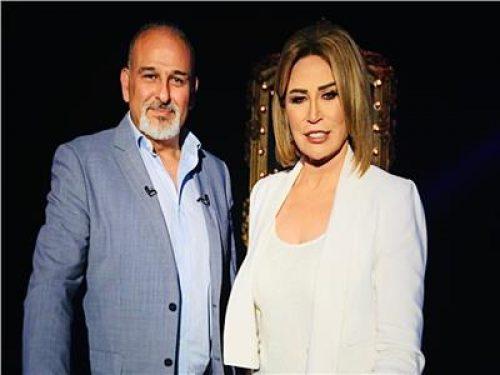 اليوم.. جمال سليمان في مصيدة «شيخ الحارة» مع إيناس الدغيدي
