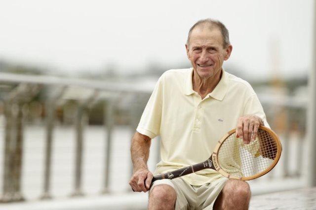 وفاة لاعب التنس الاسترالي آشلي كوبر عن 83 عاما