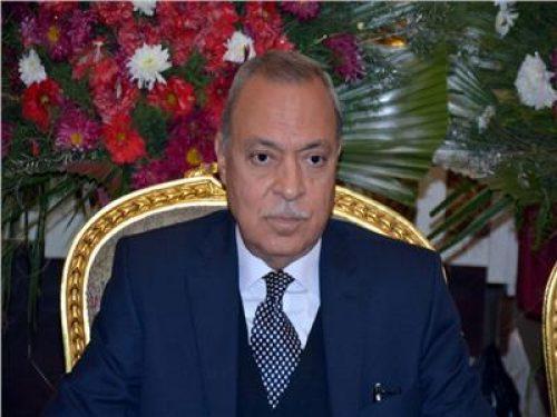 محافظ القليوبية يهنئ أبناء المحافظة بمناسبة حلول عيد الفطر المبارك