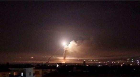 الدفاعات الجوية السورية تحبط هجوماً صاروخياً في حلب
