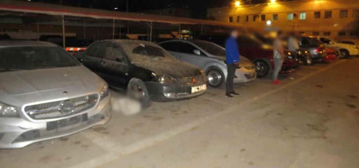 سقوط تشكيل عصابي لسرقة السيارات في القاهرة بعد 8 وقائع