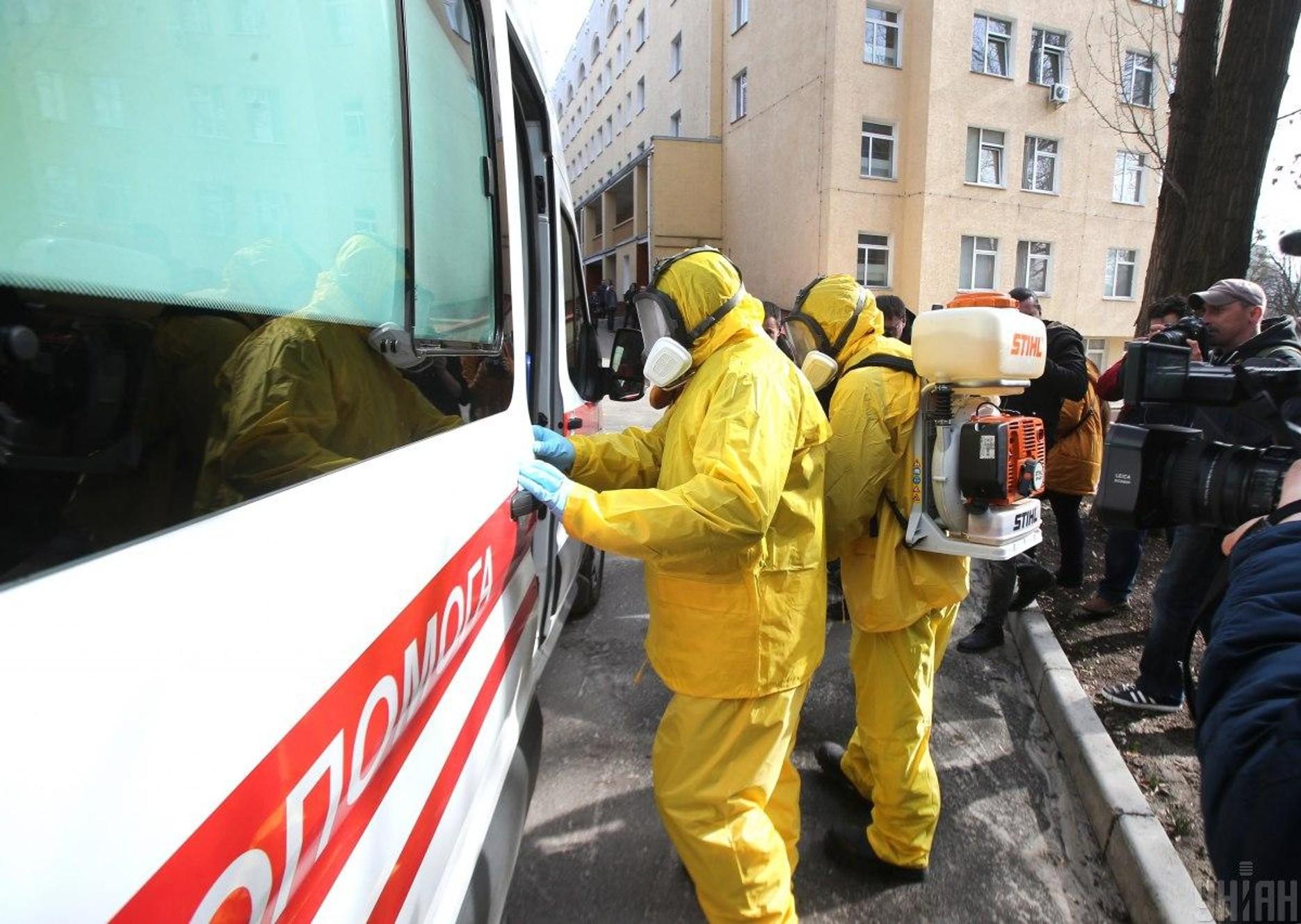 إصابات فيروس كورونا فى أوكرانيا تتجاوز الـ140 ألفا