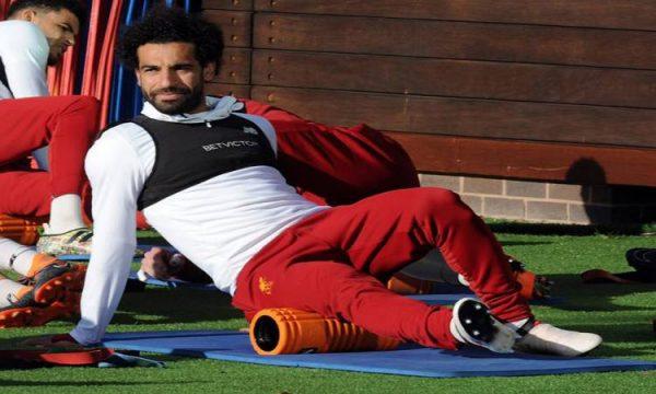 فيديو| محمد صلاح يواصل تدريباته مع فريقه استعدادا لعودة البريميرليج