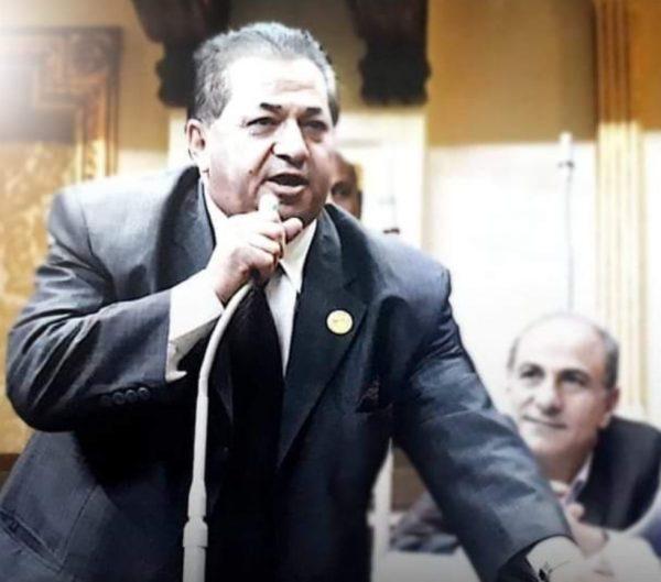 نائب يشيد بدعم القيادة السياسية لجيش مصر الأبيض