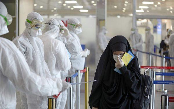 العراق يسجل 199 إصابة جديدة بفيروس كورونا فى محافظة الديوانية
