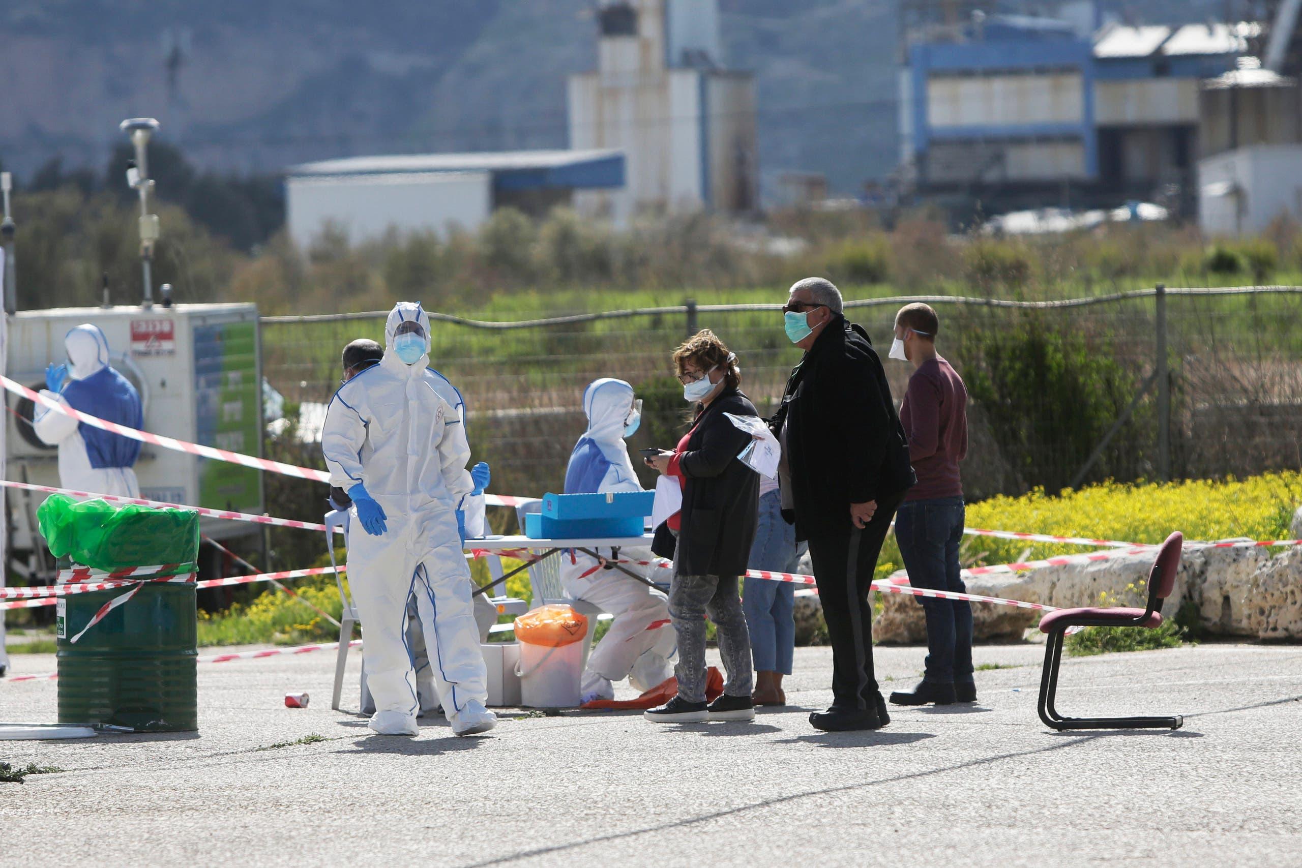 الصحة الفلسطينية تسجل 453 إصابة جديدة بفيروس كورونا