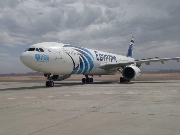 مصر للطيران تبدأ غدا تسيير39 رحلة لمدن أوروبية وأمريكية وعربية وأفريقية