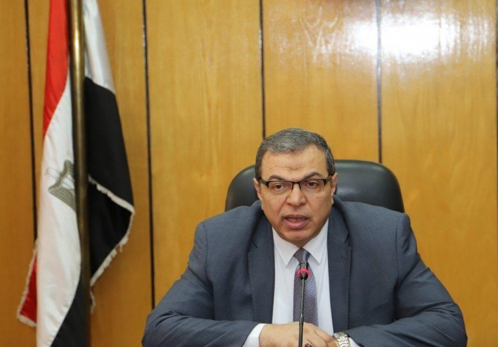 وزير القوي العاملة التفتيش على 52297 منشأة لمتابعة إجراءات مواجهة كورونا