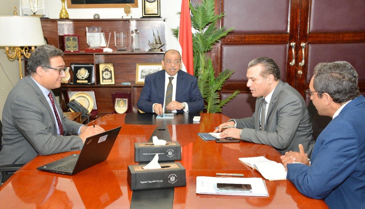 «شعراوي» يبحث مع مسئولي البنك الدولي تجهيز مستشفيات قنا وسوهاج لمواجهة كورونا