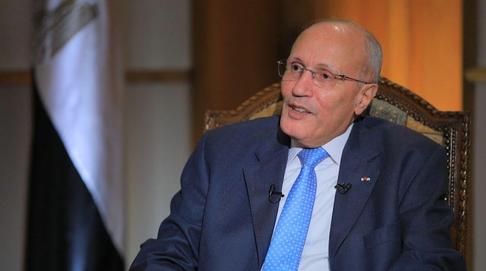 وزير الإنتاج الحربي يطمئن على صحة محافظ الدقهلية هاتفيا بعد إصابته بكورونا