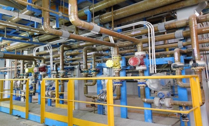 صور | قطاع الأعمال : مصر للكيماويات ترفع إنتاجها لأكثر من 120 ألف طن سنويا