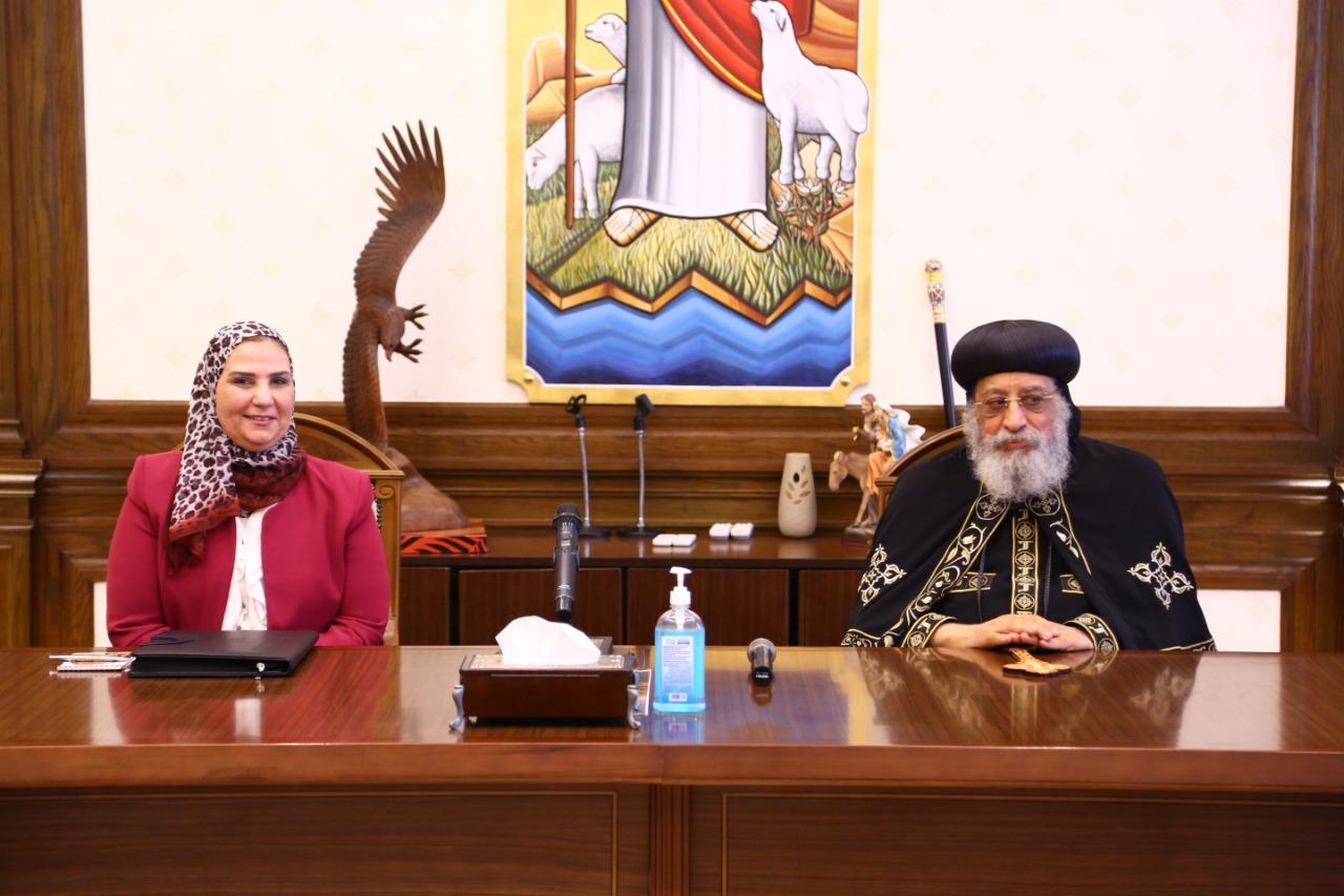 «بنت الملك» أول تعاون بين بنك ناصر الاجتماعي والكنيسة القبطية الارثوذكسية