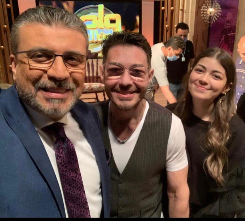 فيديو | «الليثي» يستضيف الليلة أحمد زاهر ونجلته ليلى في «واحد من الناس» على النهار