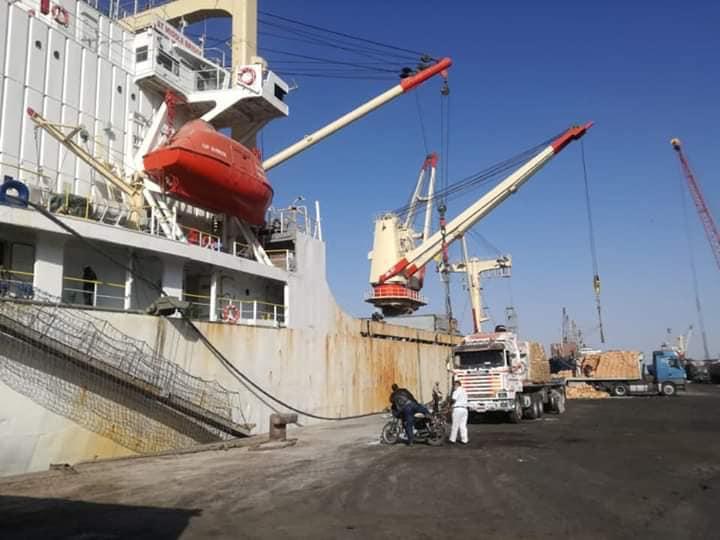 45 سفينة إجمالي الحركة بموانئ الجنوبية بالهيئة الاقتصادية خلال أسبوع