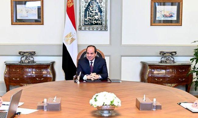 توجيهات الرئيس السيسي بشأن تداعيات كورونا تتصدر اهتمامات صحف القاهرة