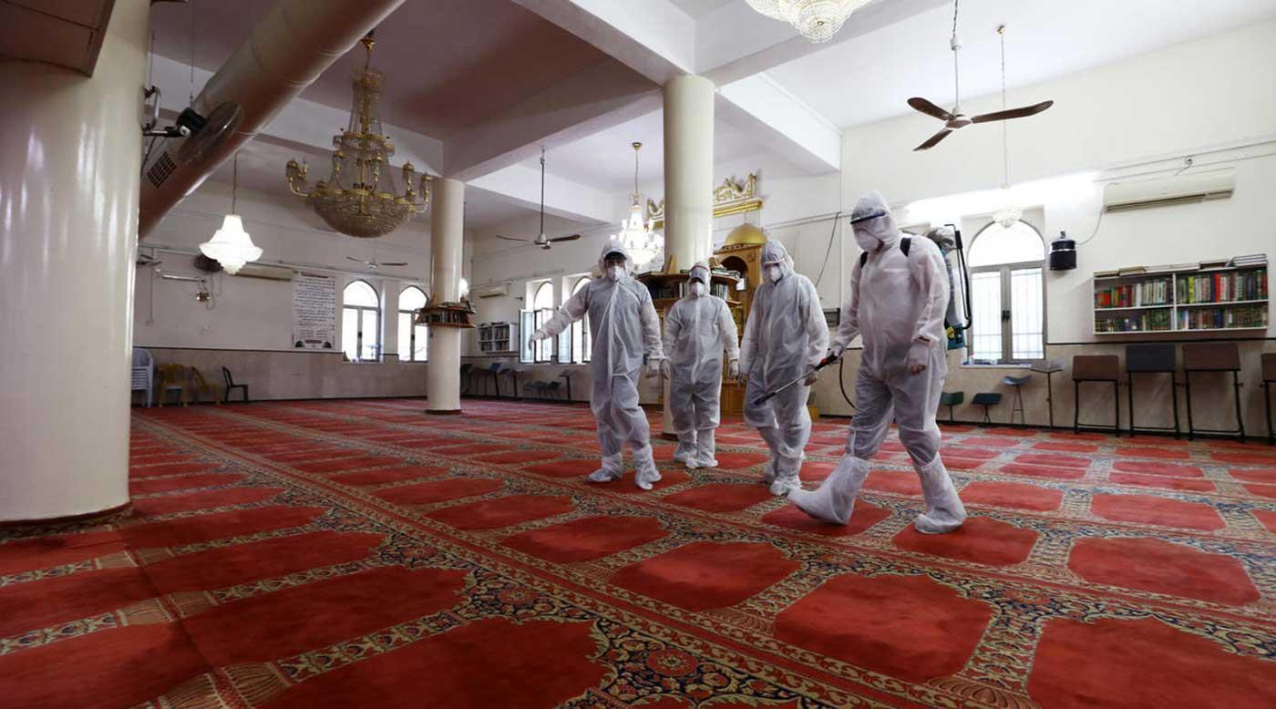 لبنان: إعادة فتح المساجد لأداء الصلوات مع ضوابط وقائية من كورونا