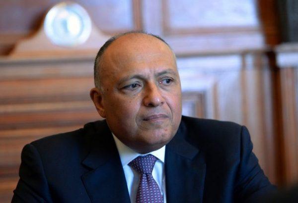 وزير الخارجية يؤكد دعم مصر لجهود تعزيز التعاون للقضاء على الفقر
