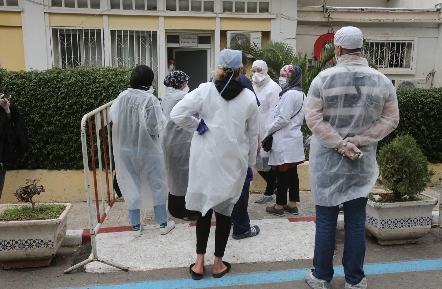 """الجزائر: ارتفاع عدد الإصابات بـ""""كورونا"""" إلى 9513 مصابًا و661 حالة وفاة"""