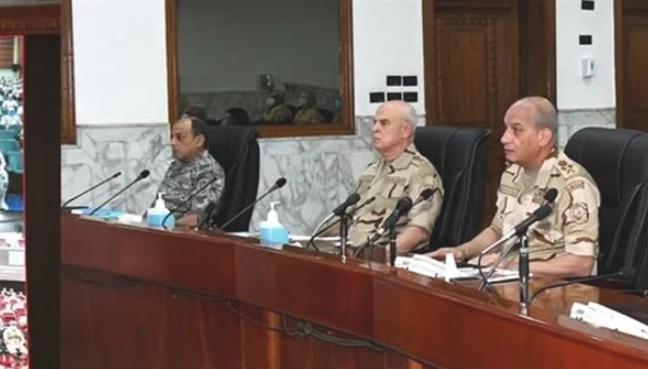 وزير الدفاع: القوات المسلحة تقدم كل سبل الدعم لأجهزة الدولة لمواجهة كورونا