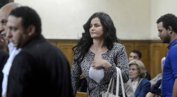 تأجيل محاكمة سما المصري في التحريض على الفسق لعدم حضورها