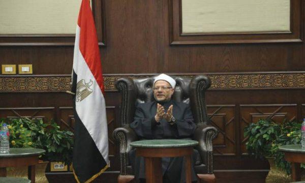 """مفتي الجمهورية يقدم تحليلا لفكر جماعة """"الإخوان"""" الإرهابية من أقوالها"""