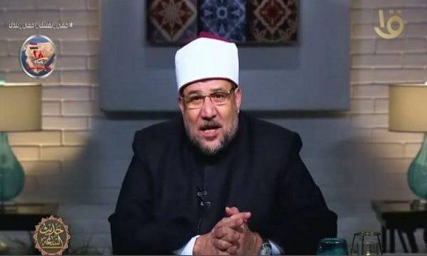 وزير الأوقاف ينهى خدمة المدير الإدارى بمسجد الحسين ومجازاة عاملين وإمامين