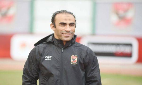 مدير الكرة بالأهلي : رمضان صبحي قد يغيب عن لقاء إنبي في الدوري الاحد المقبل