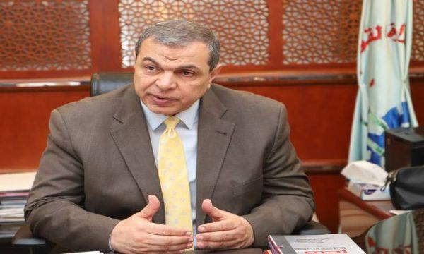 وزير القوى العاملة : تحصيل 3 ملايين جنيه مستحقات للعمالة المصرية بالرياض