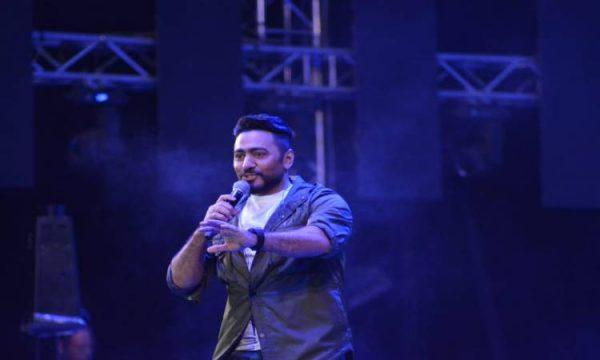 تامر حسنى عن حفله فى الأهرامات: حلم الطفولة