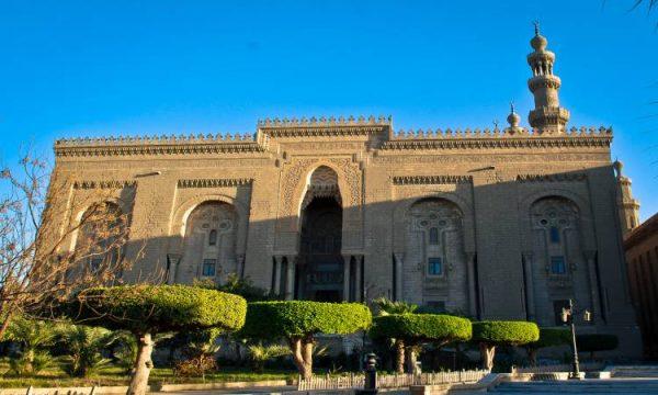 الأوقاف: انتهاء المرحلة الأولى من صيانة مسجد الرفاعى بالقاهرة
