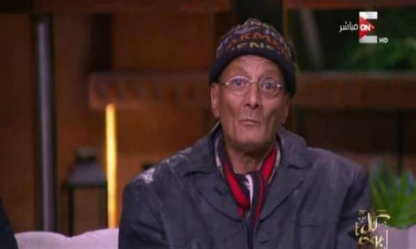 وفاة عبد النبى السيد أشهر كومبارسات السينما المصرية