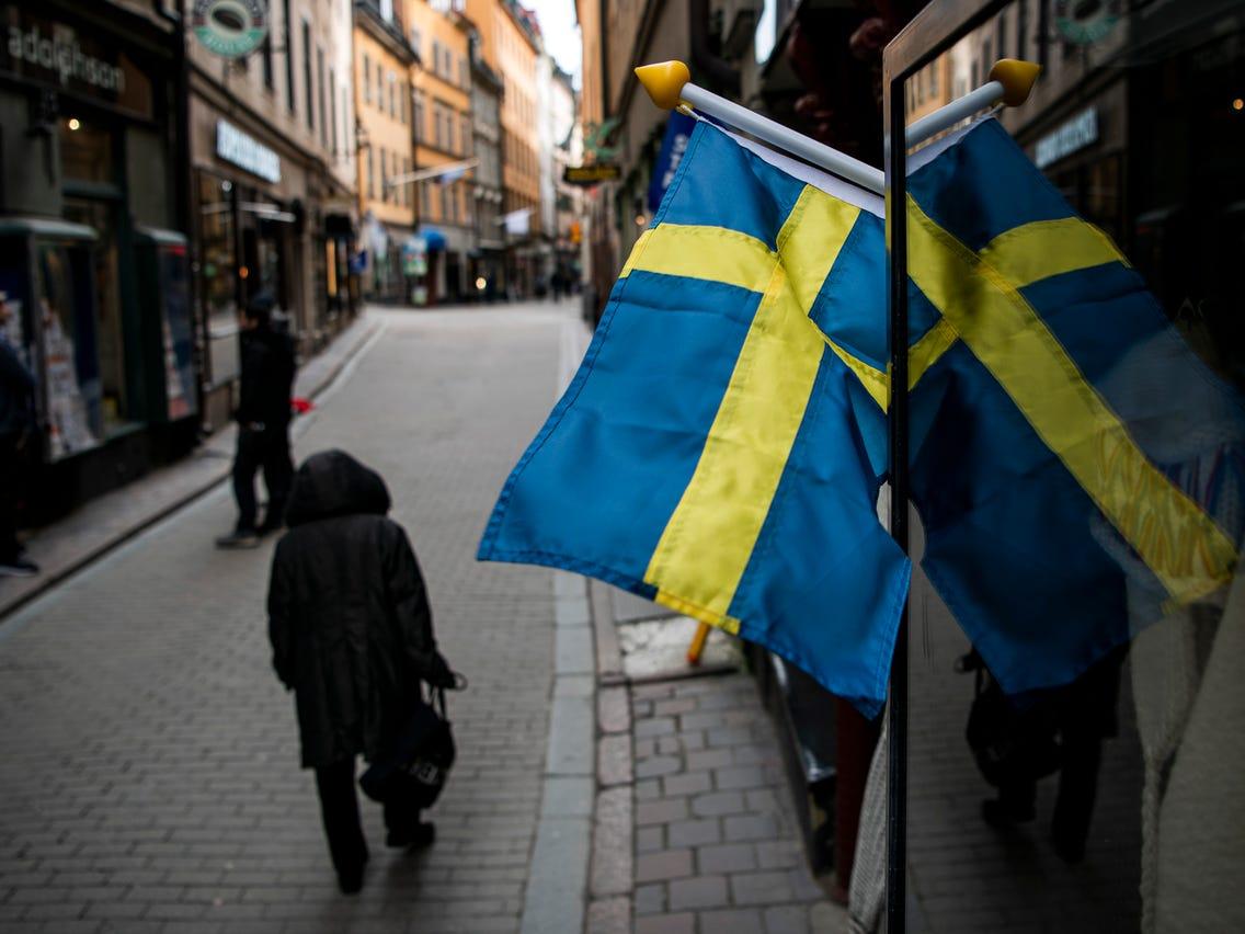 السويد: 67 وفاة جديدة بفيروس كورونا والإجمالي يرتفع إلى 3992 حالة