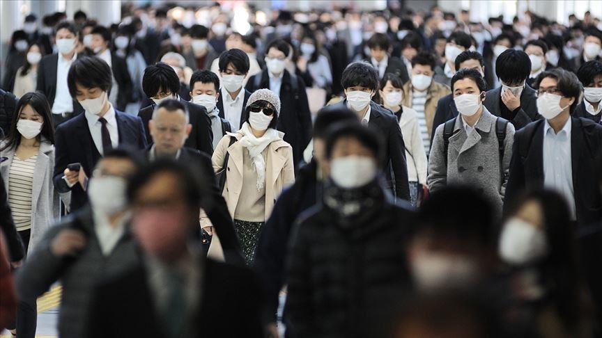 اليابان تسجل 220 إصابة جديدة بفيروس كورونا