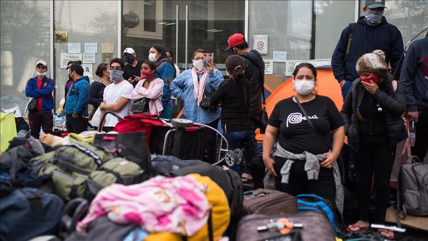 بيرو: ارتفاع الإصابات المؤكدة بفيروس كورونا إلى 111698 حالة