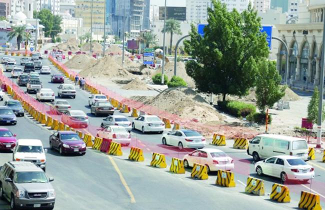 مواعيد التحويلات المرورية بشارع الهرم نتيجة الأعمال الإنشائية بمحور ترعة الزمر