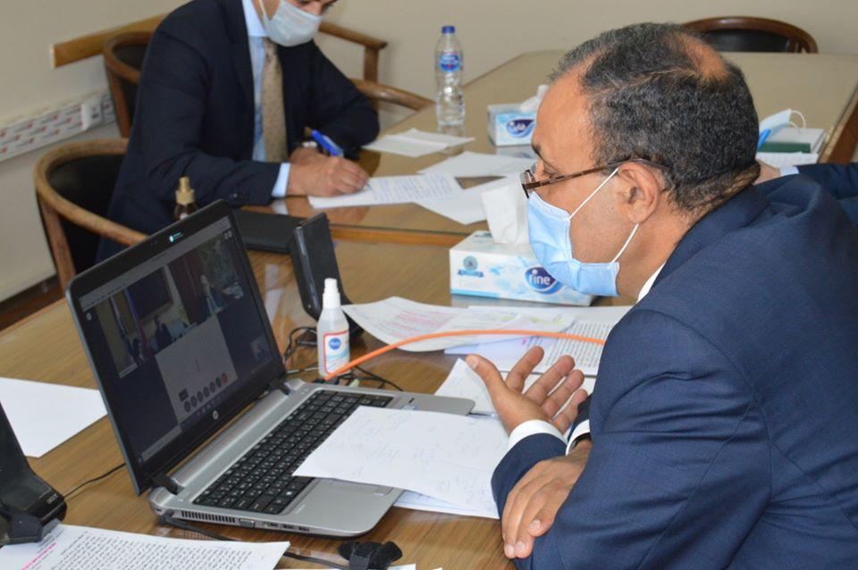 جولة مباحثات بين مصر والتشيك حول العلاقات الثنائية وقضايا الاقليم