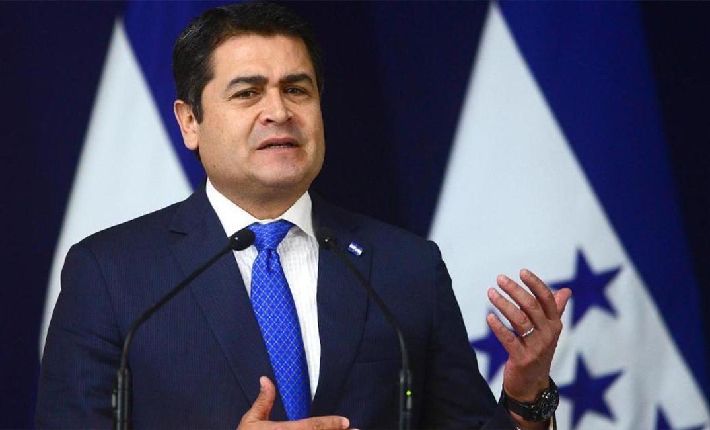 تحسن الحالة الصحية لرئيس هندوراس عقب إصابته بكورونا