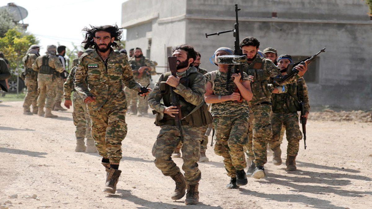 المرصد السوري : أكثر من 400 قتيل من مرتزقة تركيا في ليبيا