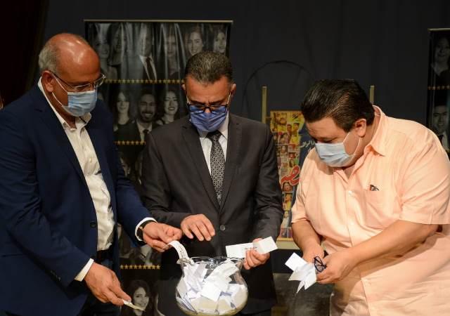 وزيرة الثقافة تعتمد نتيجة مسابقة فوازير سينما مصر