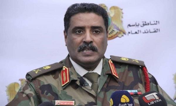 الجيش الليبي: نعمل حسب المبادرة المصرية.. ورصدنا تجهيزات للميليشيات لمهاجمة سرت
