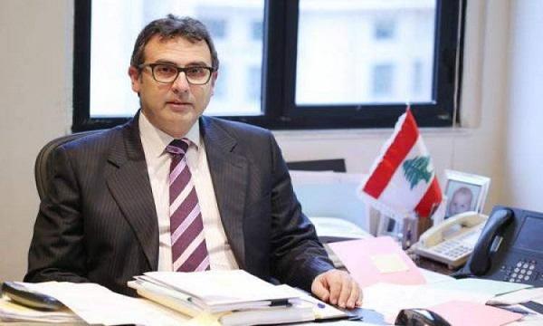 استقالة مدير عام وزارة المالية اللبنانية