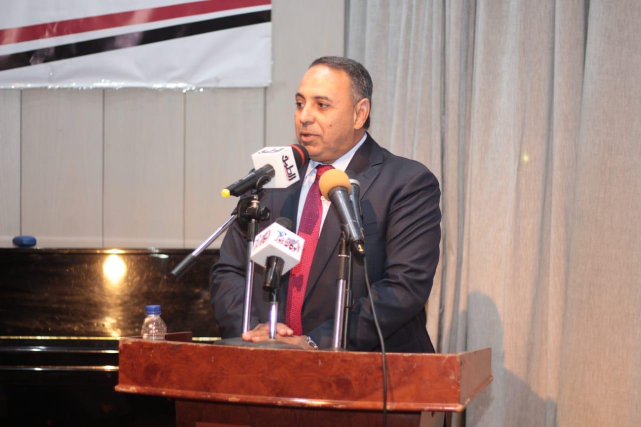 حزب إرادة جيل : نقف خلف الرئيس السيسي في ملف سد النهضة