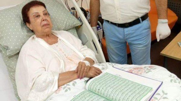 بعد تدهور حالتها الصحية.. ليلى علوى: اللهم احفظ رجاء الجداوى