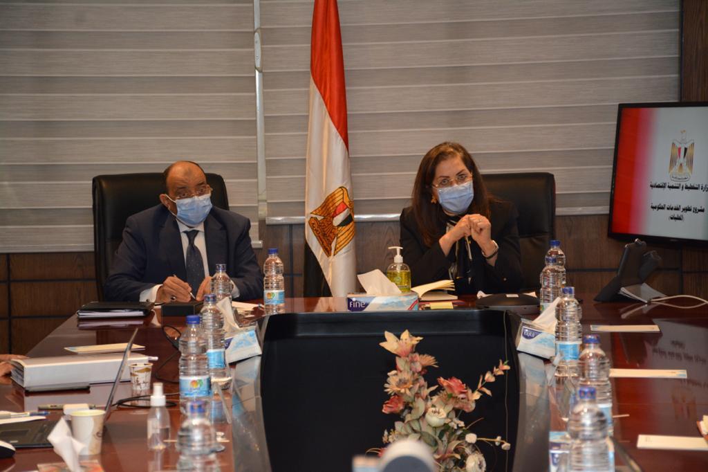 3 وزراء يتابعون الموقف التنفيذي لبرنامج التنمية بمحافظات الصعيد