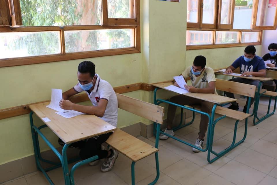 التعليم : بدء امتحانات الدور الثاني لطلاب الثانوية العامة السبت المقبل